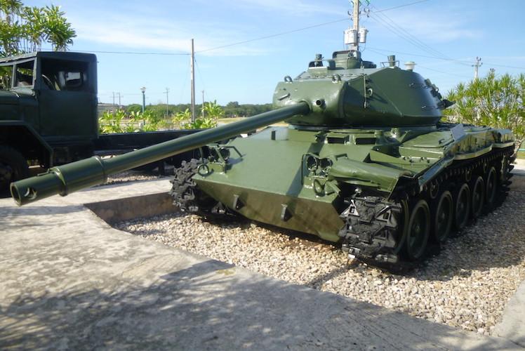 Giron Tank Image