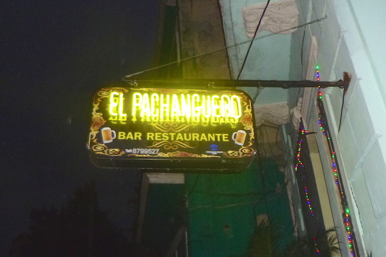 El Pachanguero Image