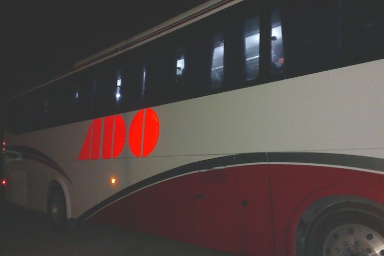 Image of ADO bus