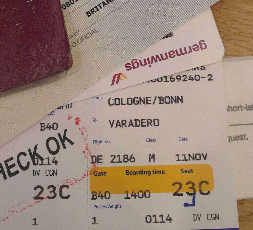Flight Tickets Image