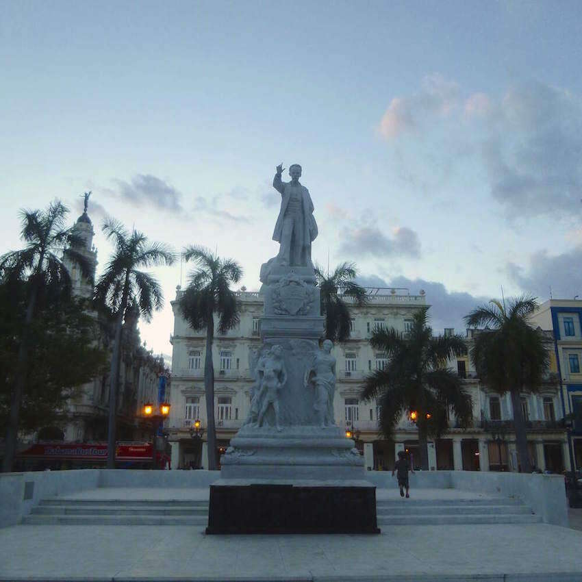 Jose Marti Monument Havana Image